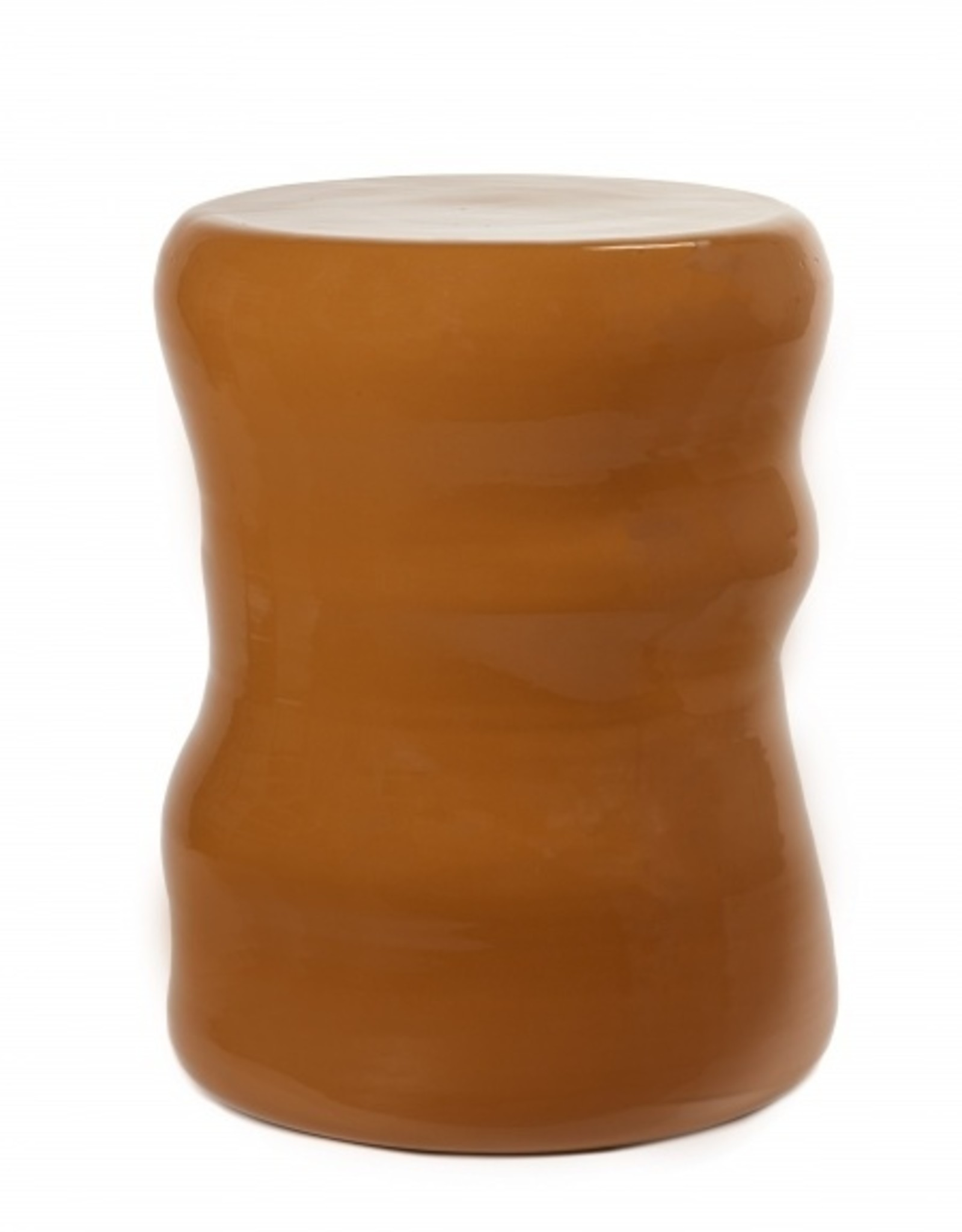 Serax Organic Stool Marie Rust D40 H45