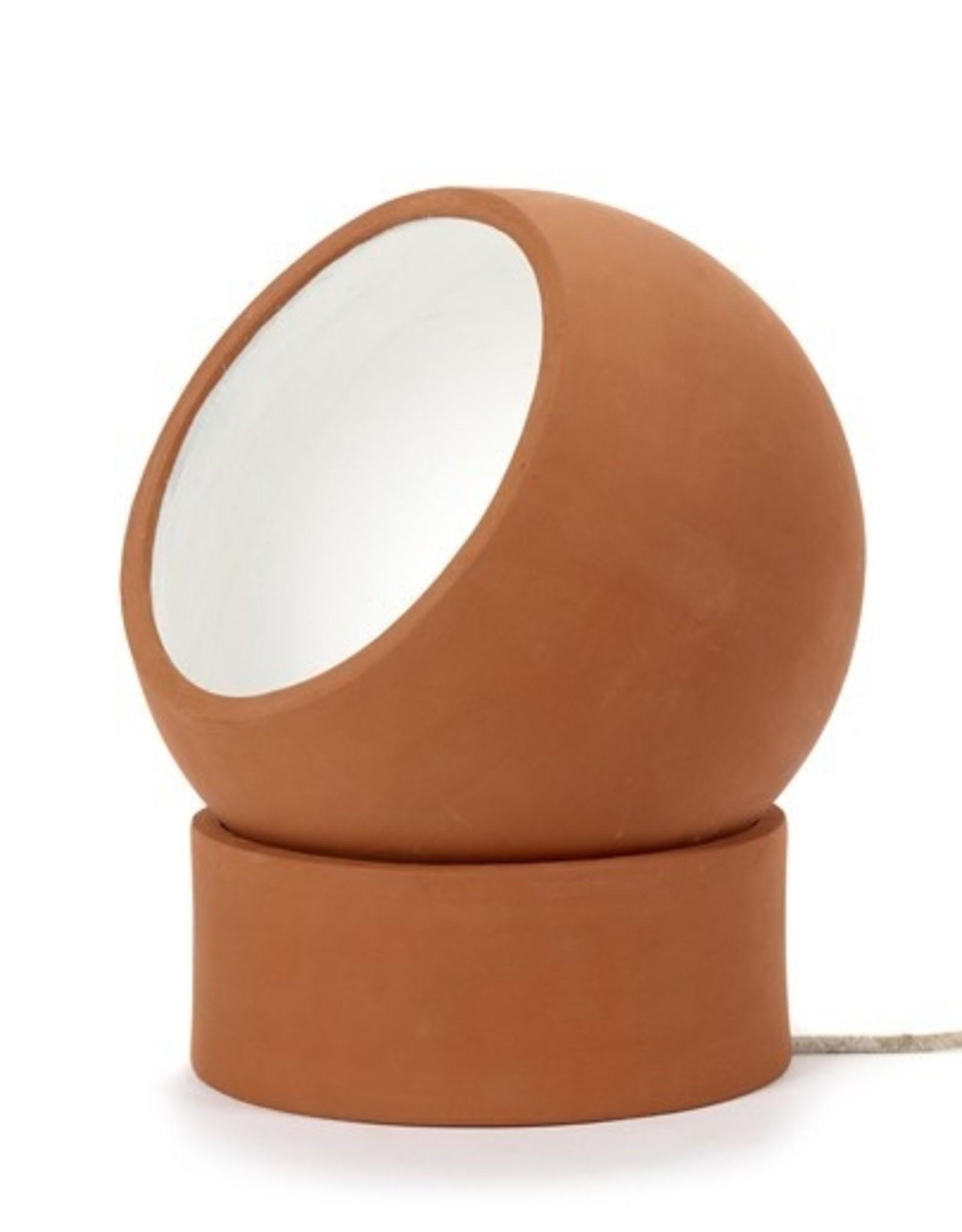 "Serax ""Terra""vloer / tafel lamp"