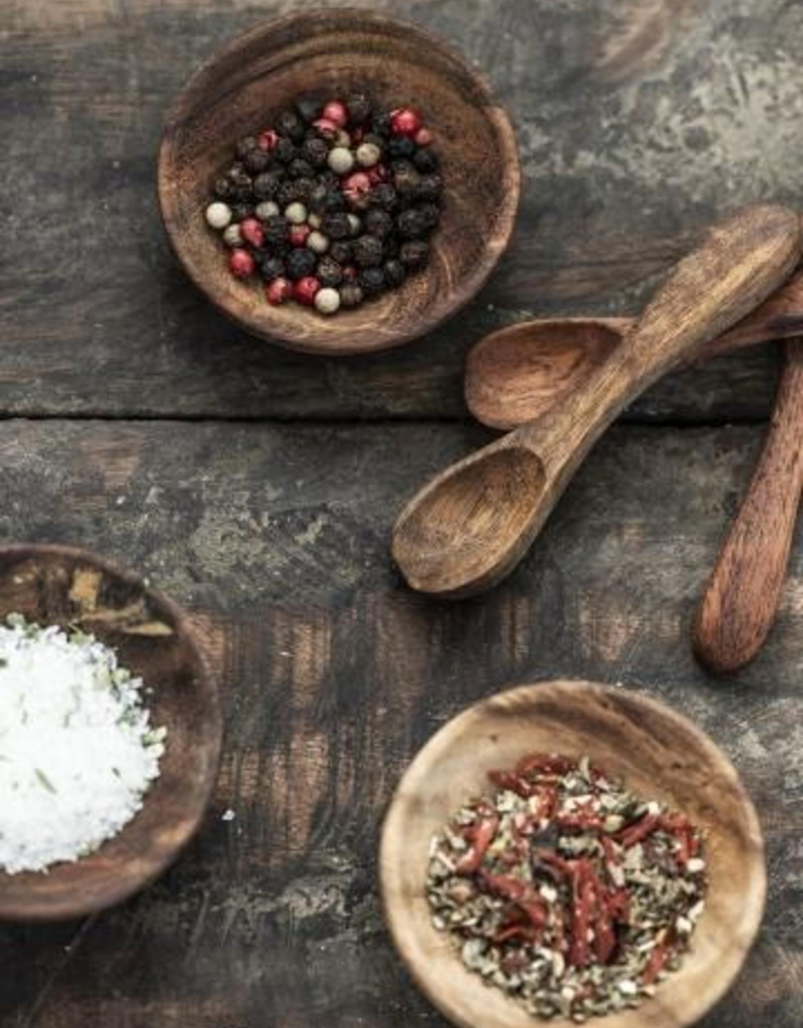 IBLaursen Specerijen lepel acacia