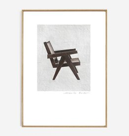 My Deer Art Shop Poster 'Pierre Jeanneret'