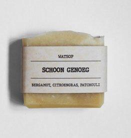Watsop Schoongenoeg citroen / patchouli