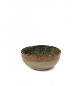 Serax Bowl 'Surface' Grey/Indi