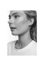 Earring Star Silver