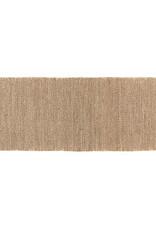 AAI made with Love Naturel Vloerkleed Hennep/Zeegras 90x250 cm