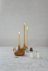 OVO-things Birthday Candles Beeswax 10 Pieces