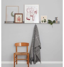 Betonggruvan Wall Shelf Grey