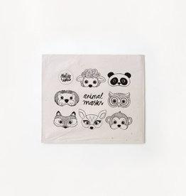 Sukha Dierenmaskers Lokta papier