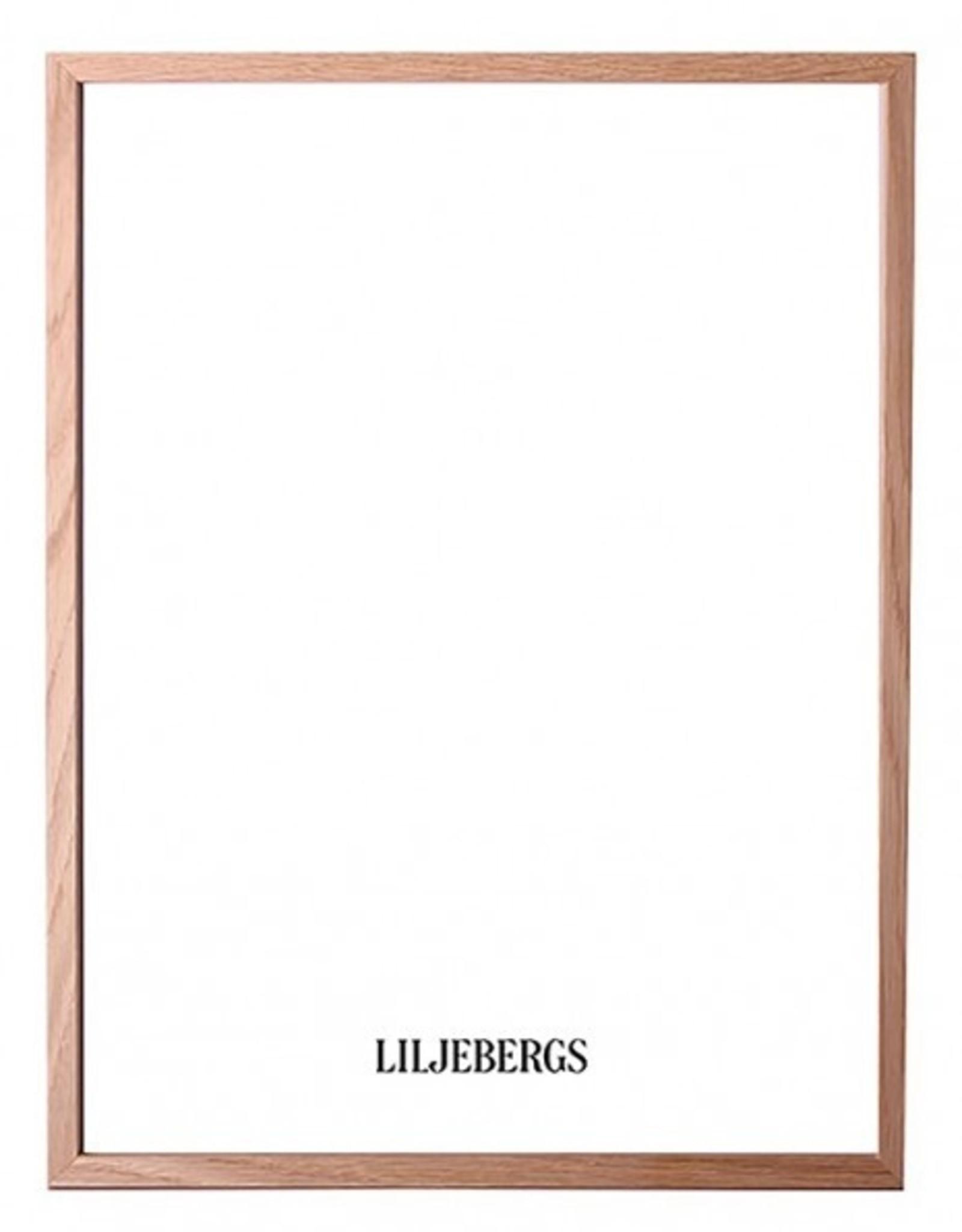 Liljebergs Lijst eiken A4