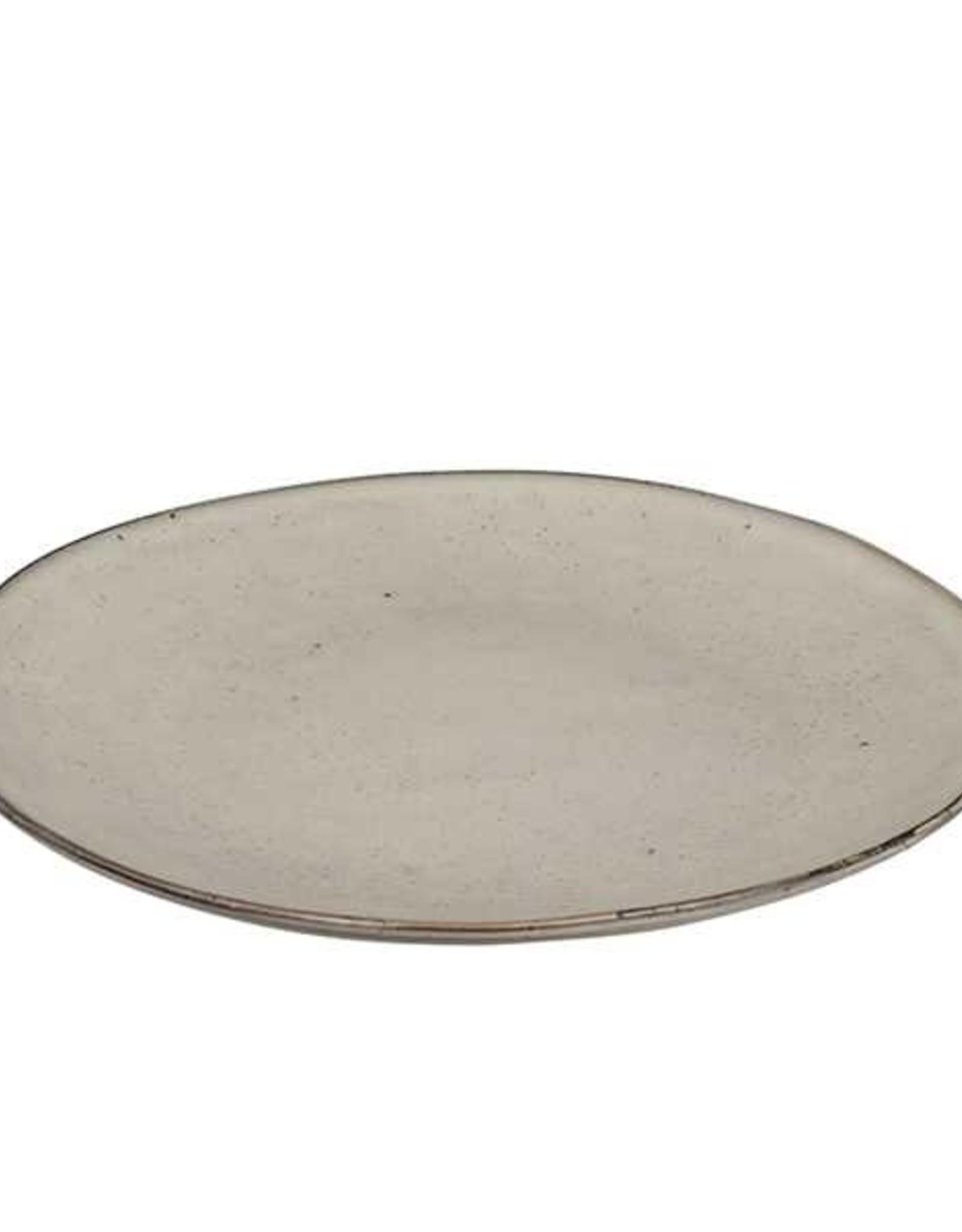 Broste Nordic Sand diner plate 26cm