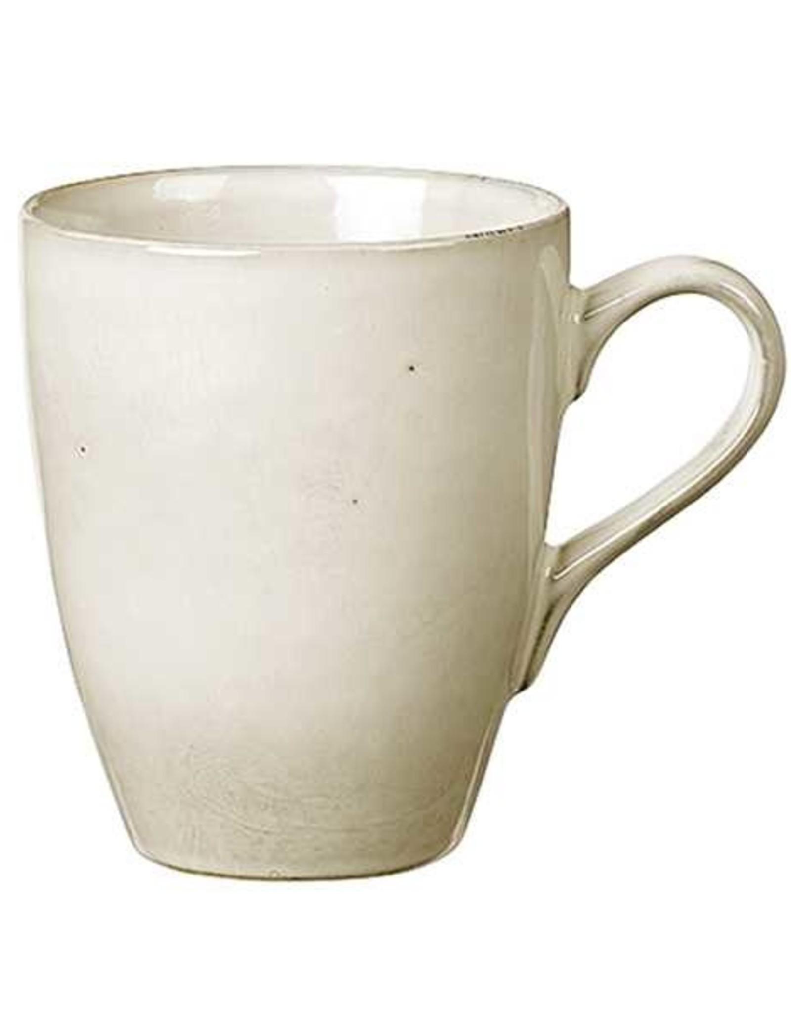 Broste Nordic Sand Mug XL with handle