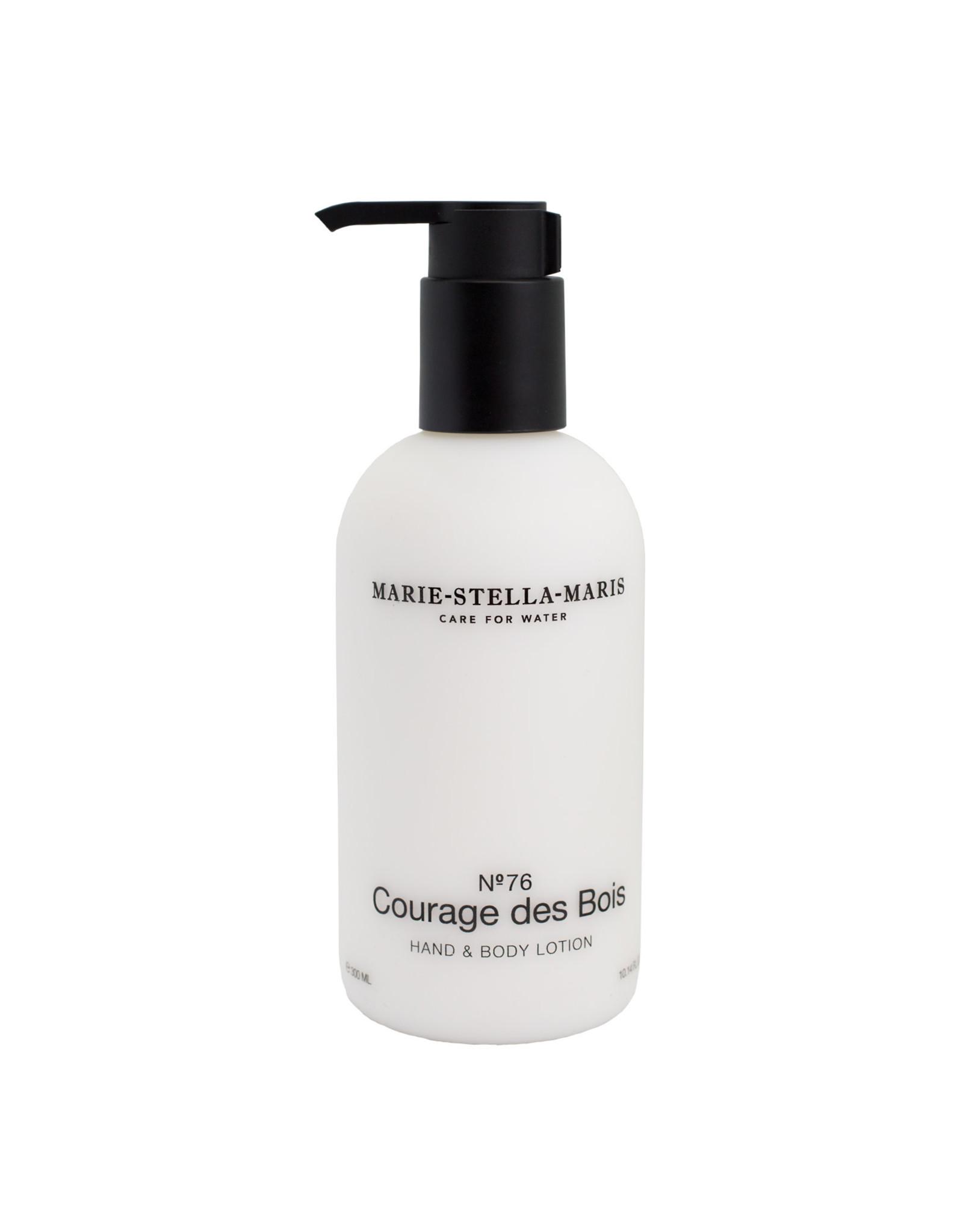 Marie-Stella-Maris Hand & Body Lotion Courage des Bois