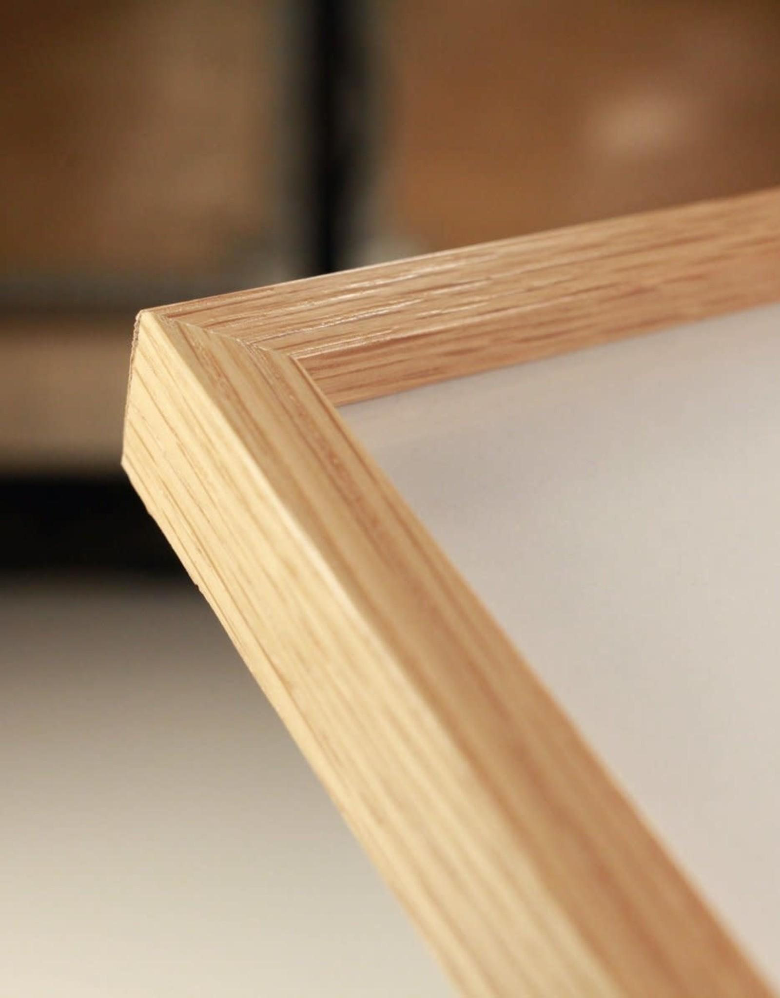 The Dybdahl & Co Oak Frame - 15 x 21 cm