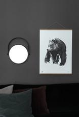 Teemu Jarvi Poster 'Gentle Bear'