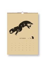 Teemu Jarvi Calendar 2021 'Fox Tales'