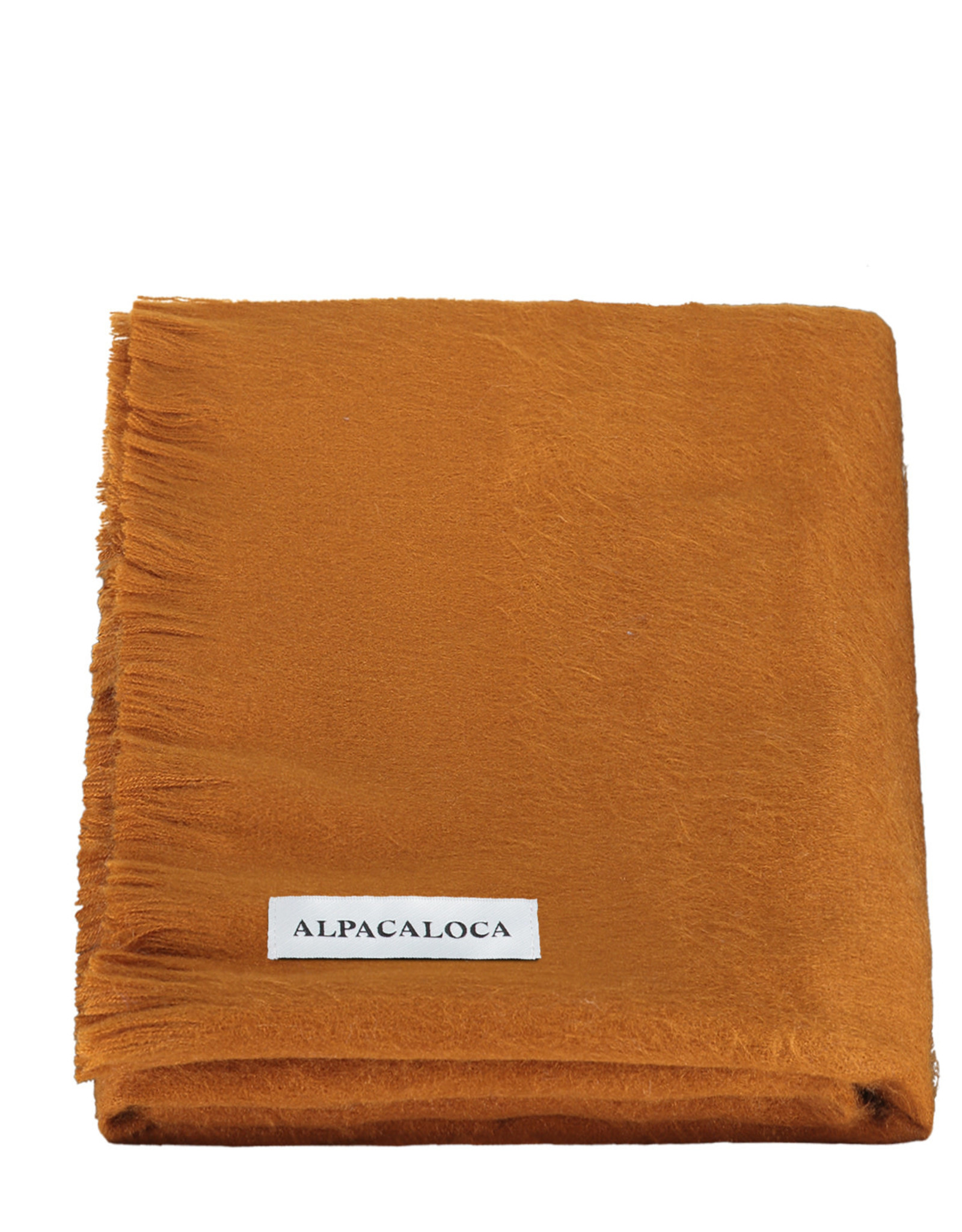Alpacaloca Sjaal Rusty