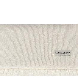 Alpacaloca Knitted sjaal Alpaca