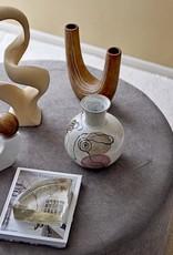 Bloomingville Vase Brown Terracotta