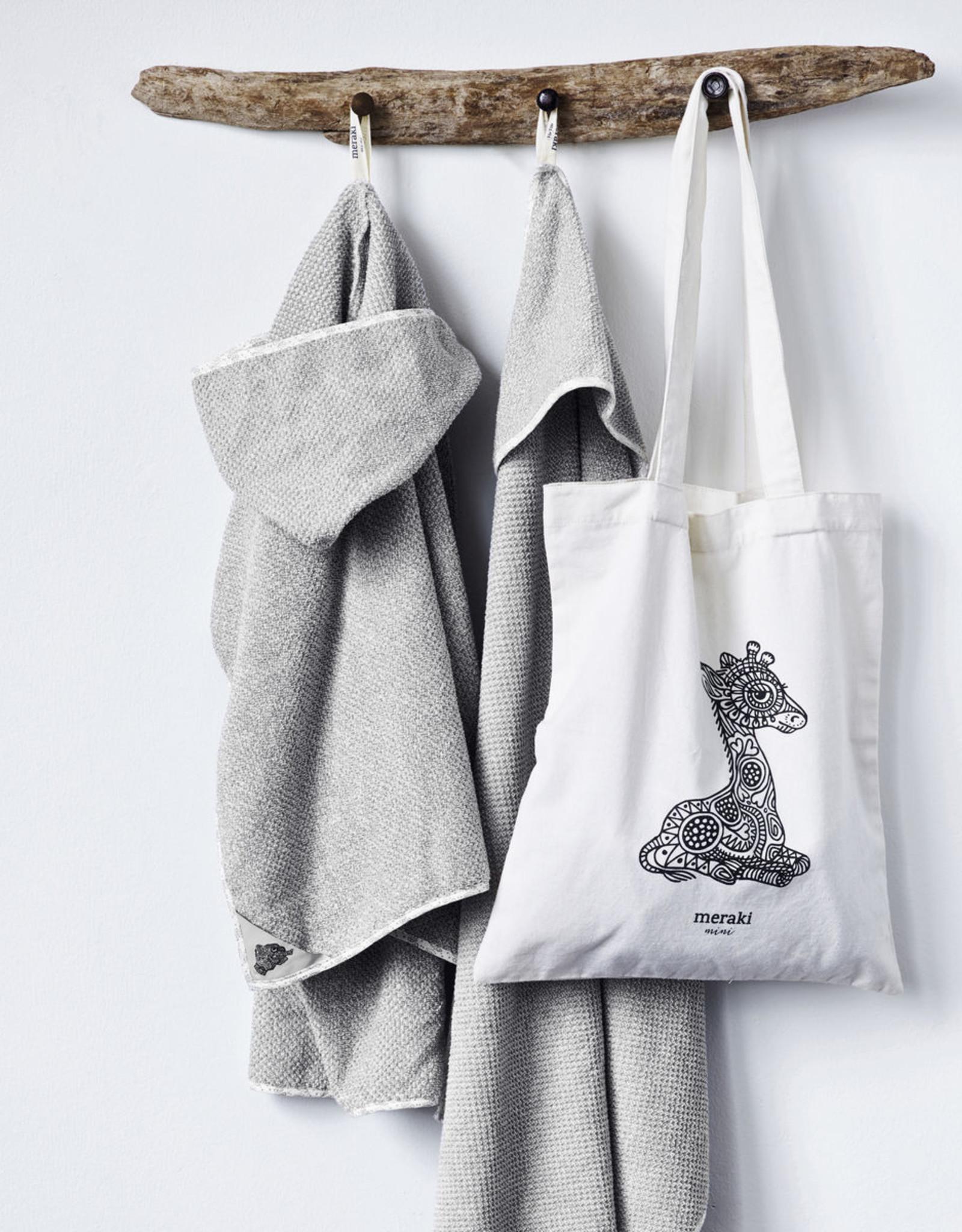 Meraki tas Giraf organic cotton