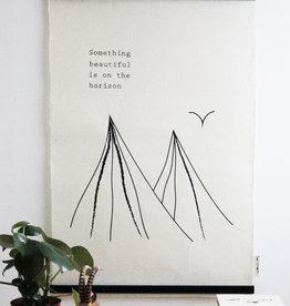Poster Mountain 50x70 cm