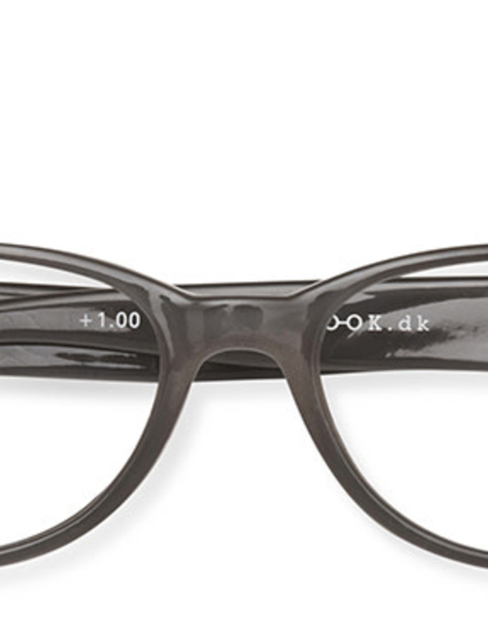 leesbril Urban antraciet