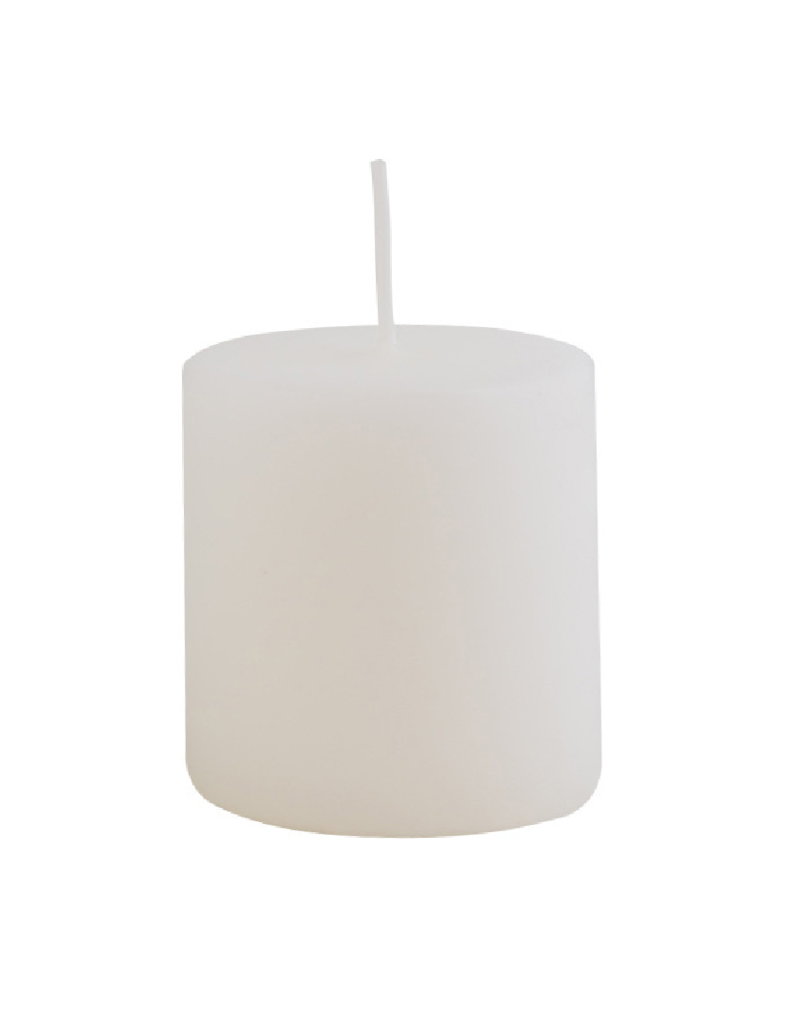 IBLaursen Candle - White