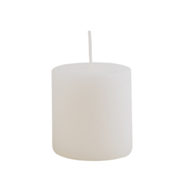 IBLaursen Candle - White