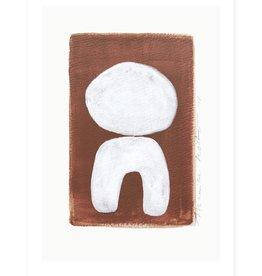 My Deer Art Shop A5 Mini Artpint 'Balance III'