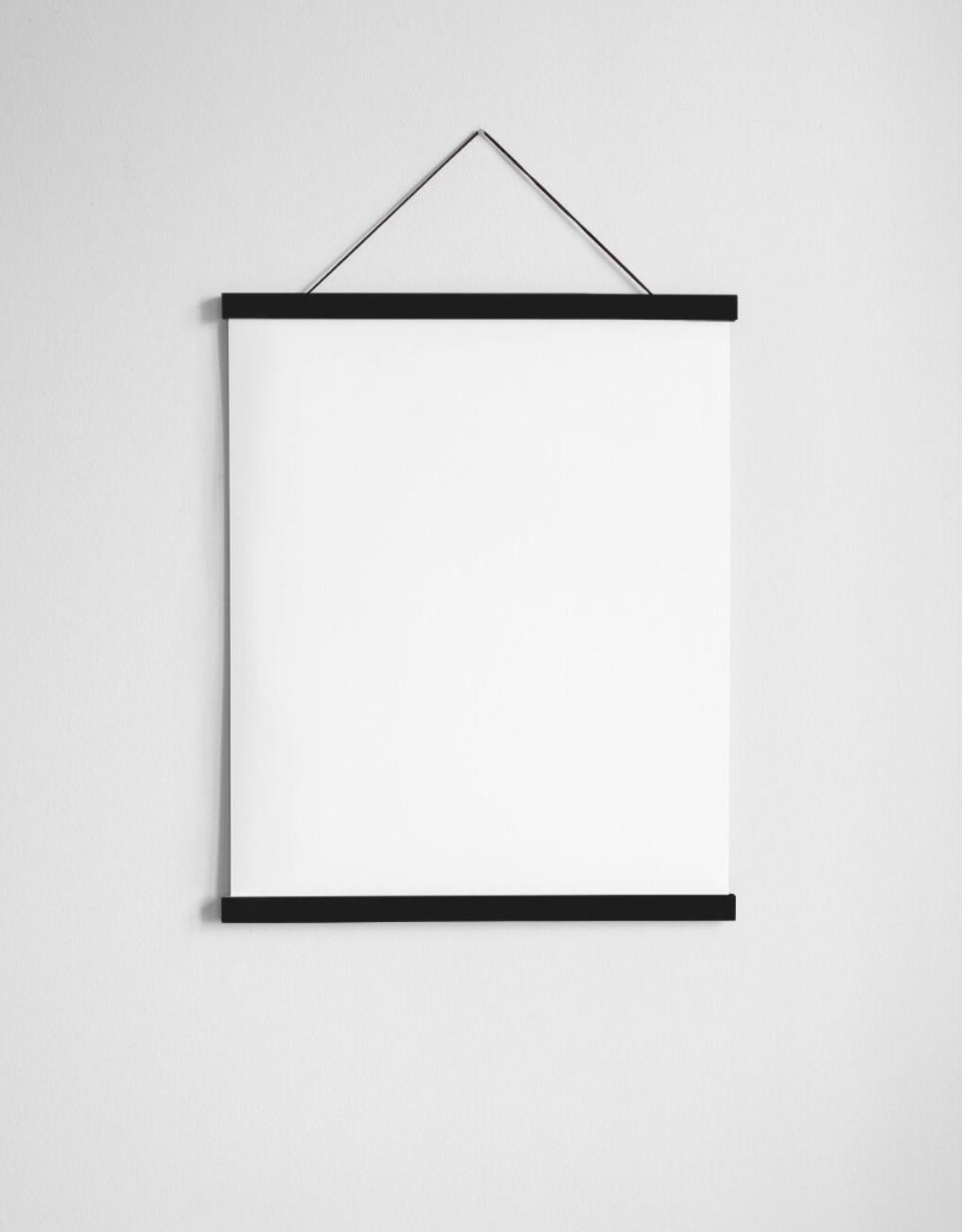 Liljebergs Poster hanger magneet zwart