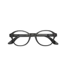 Leesbril Circle zwart