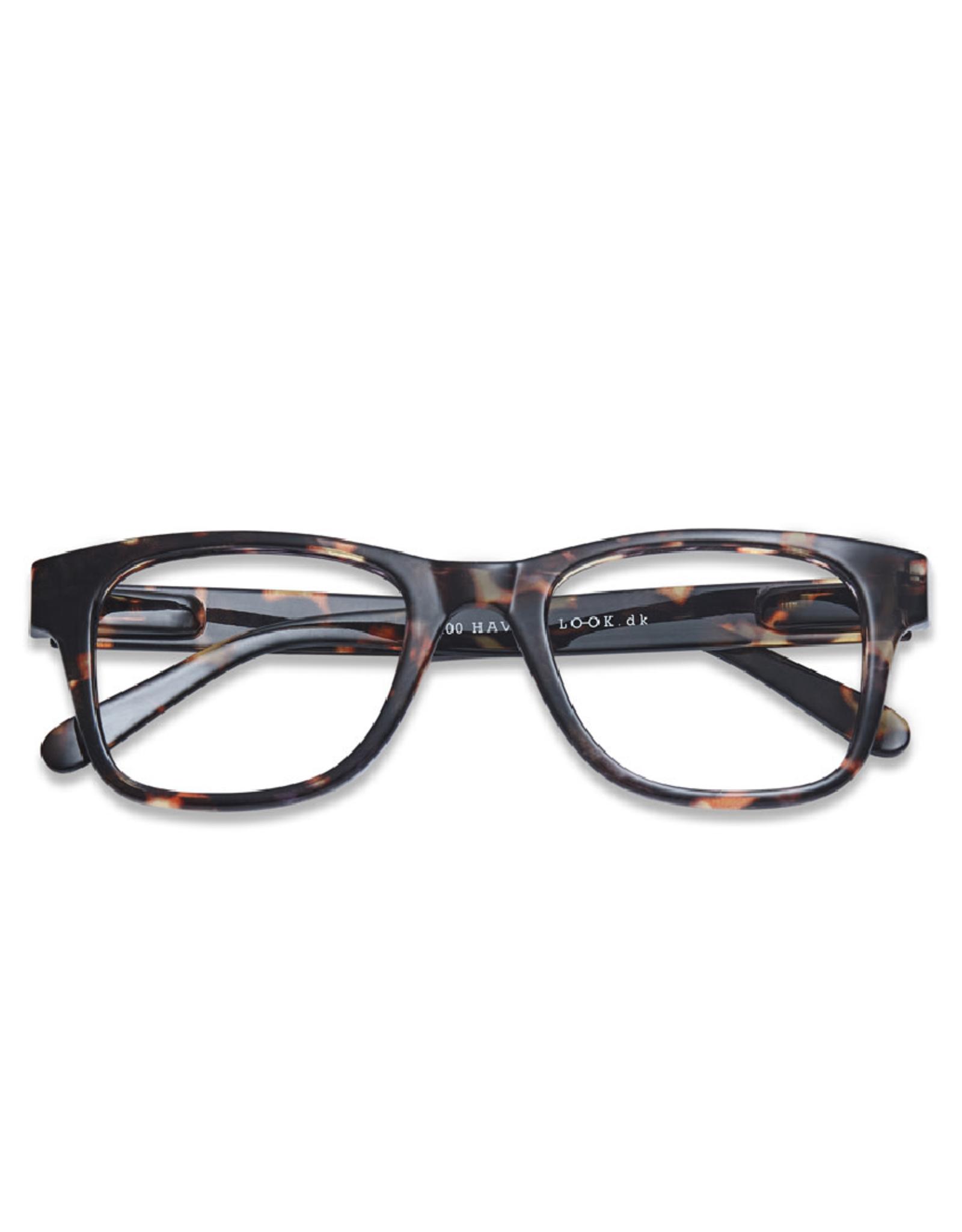 Leesbril Type B schilpaddesign
