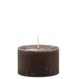 Rustik Lys Stompkaars Chocolate