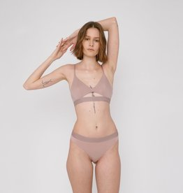 Organic Basics TENCEL Lite Tanga 2-Pack DUsty Rose