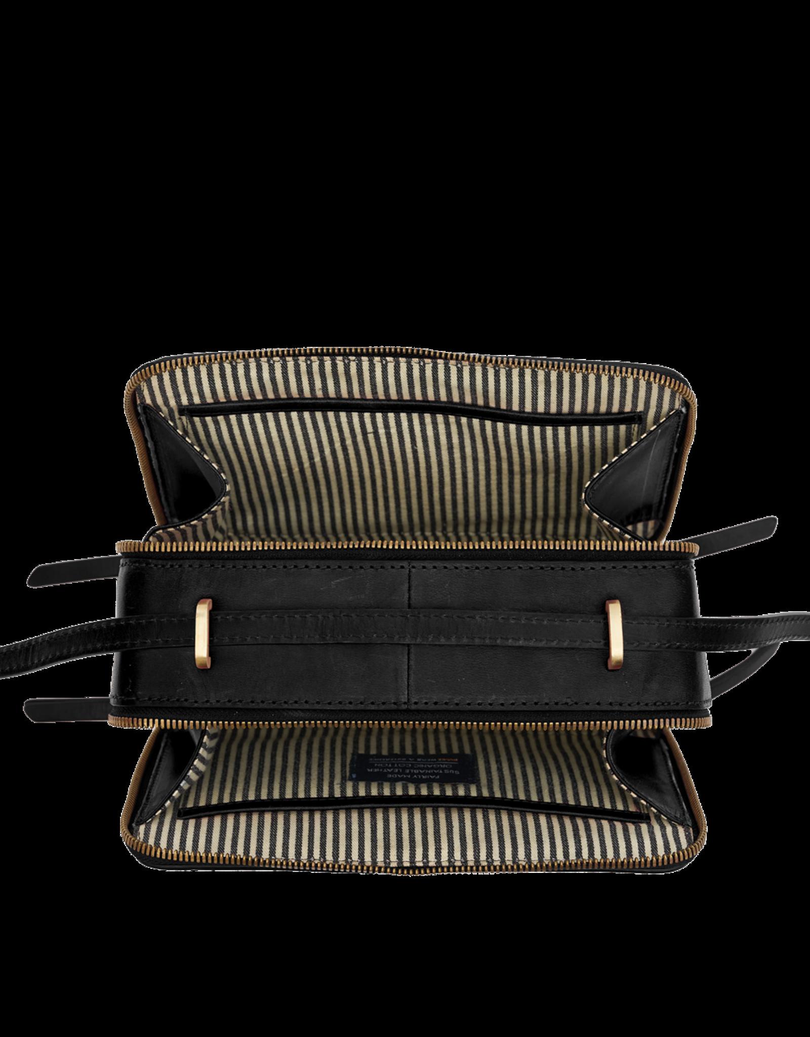 OMyBag BEE'S BOX BAG Black Classic