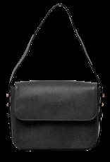 OMyBag Gina Black Classic Leather