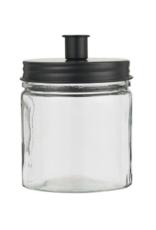 IBLaursen Kaarsenhouder/Pot Metalen Deksel