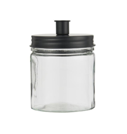 IBLaursen Candle Holder/Pot Metal Lid