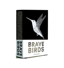 Brave Birds set of 20 cards