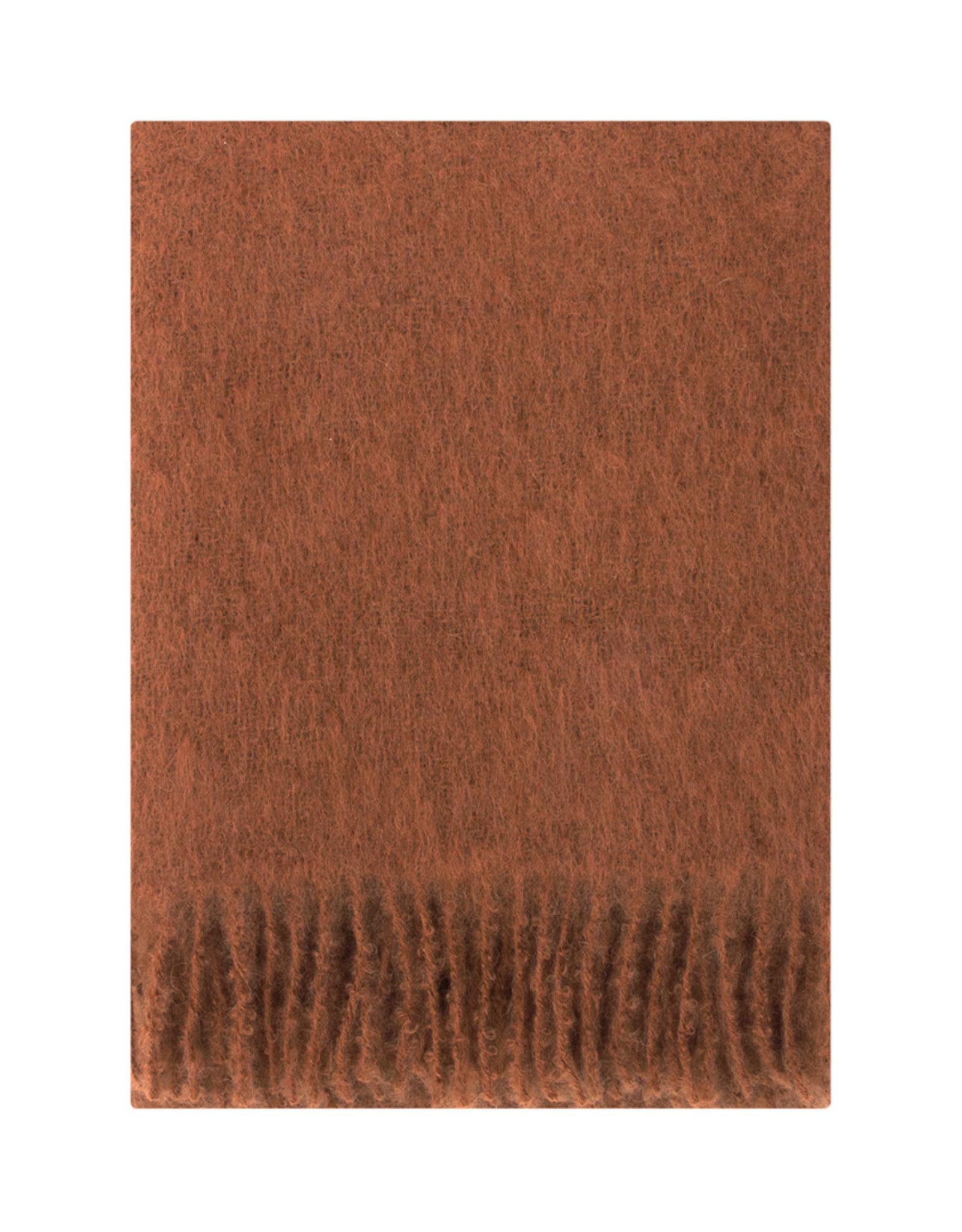 Lapuan Kankurit Copy of Saaga Uni mohair deken bruin