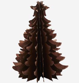 Madam Stoltz Standing Paper Pulp Christmas Tree