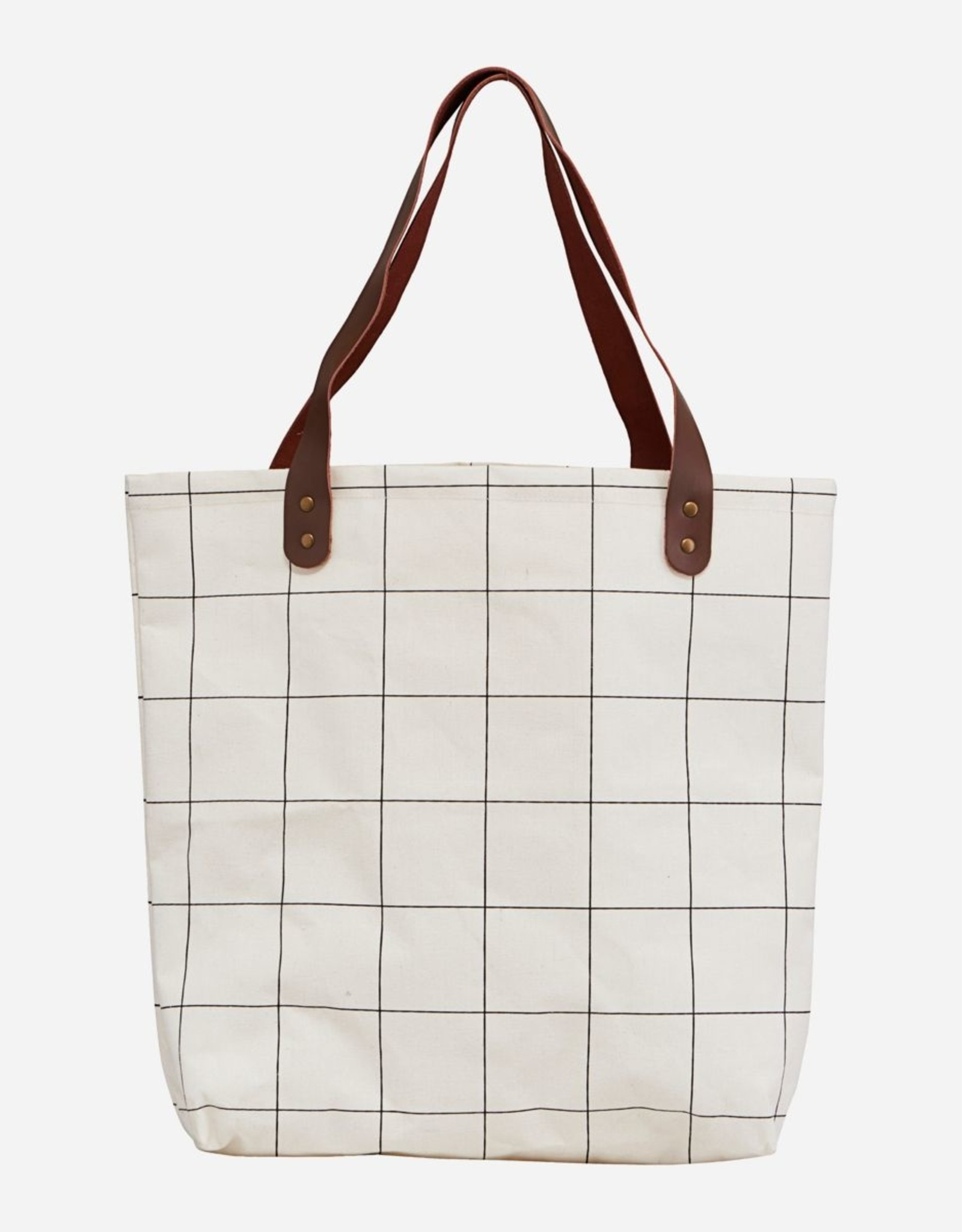 House Doctor Shopping Bag Squares