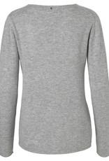 Rosemunde Pullover Light Grey Melange