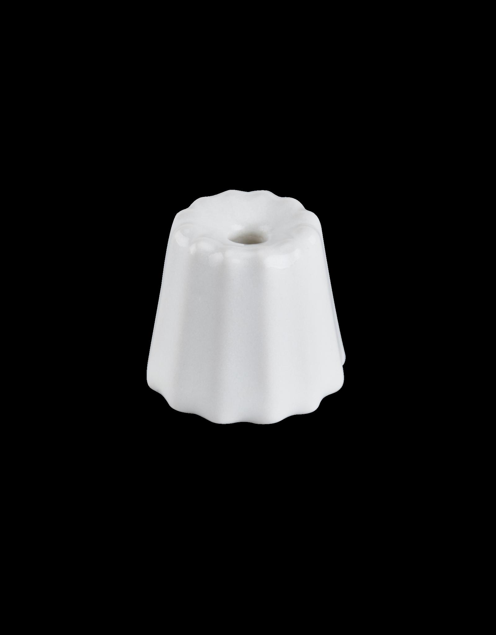 OVO-things Porceleine kaarsenhouder