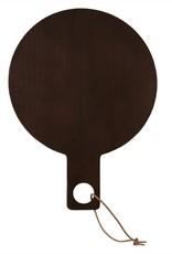 OYOY Ping Pong Handspiegel - Essenhout Donker