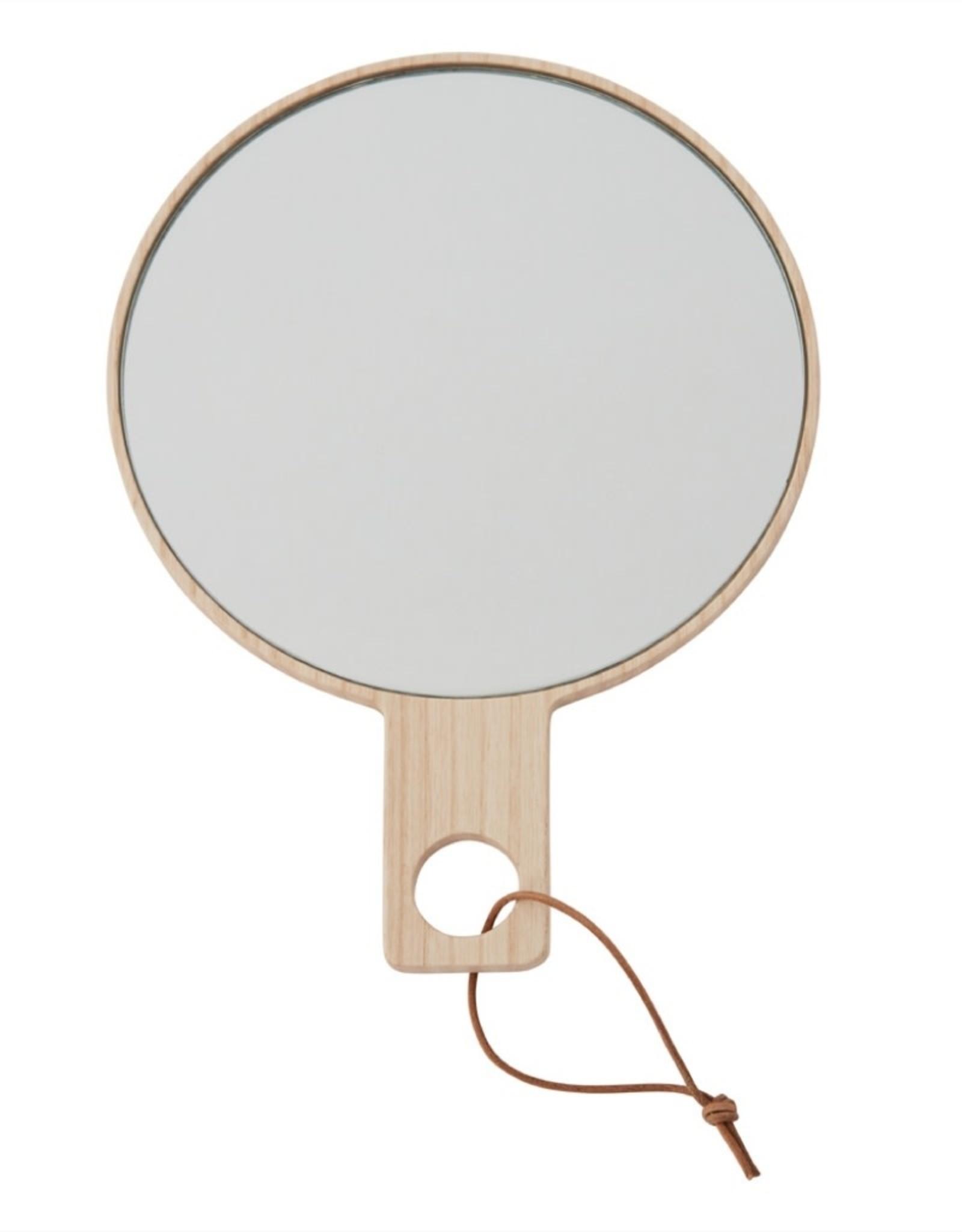 OYOY Ping Pong Handmirror - Natural
