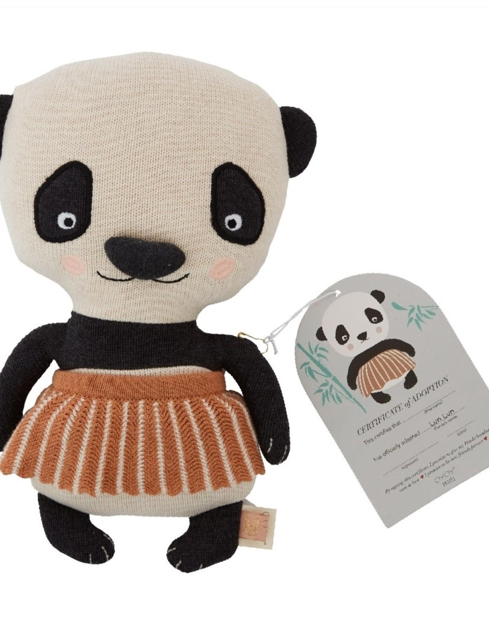 OYOY Panda Beer Lun Lun
