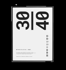 Paper Collective Copy of frame eiken oranje 30x40cm