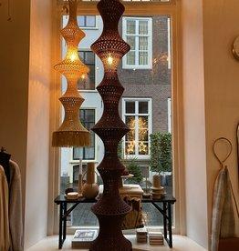 Elpelut Fishermans lamp 8-rings Chocolate