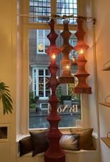 Elpelut Copy of Fishermans lamp 6-rings Cognac