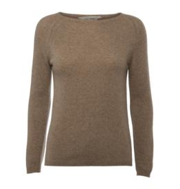 Gai&Lisva knit 'Elisabeth'  recycled cashmere - Camel