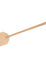 Vliegenmepper leer / beukenhout